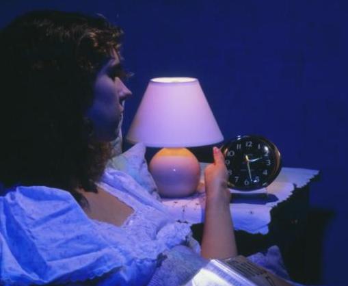 女性长期失眠,严重危害不可忽视