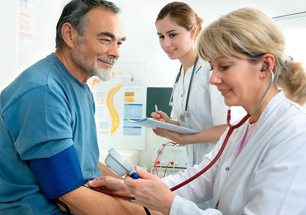 高血压的6大症状表现